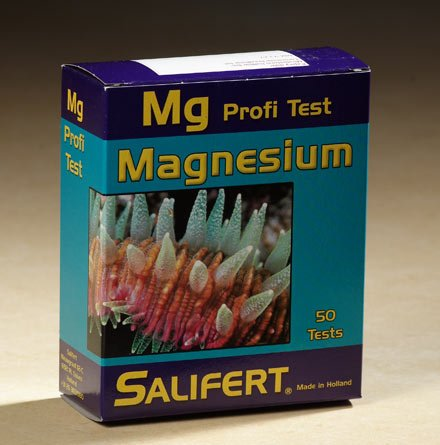 Profi Test Magnesium Mg ( 50 Test )