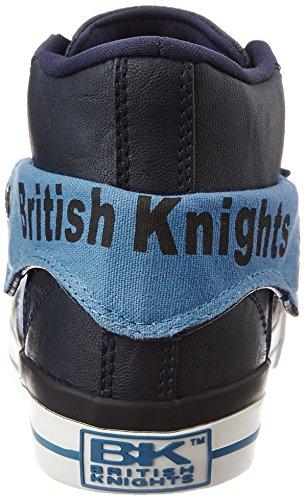 Azul Roco Elevador British Zapatilla Knights Chicos Deporte De Marino TqWZHv4c