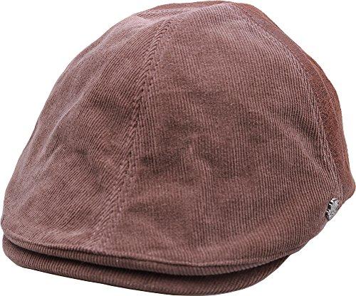 Sujii CORDUROY velours côtelé Newsboy béret Flat Cap casquette plate Cabbie Hat chapeau de chauffeur Golfer Cap chapeau de golf casquette souple Hunte