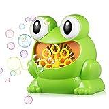 Best Machines à bulles - Kidsidol Machine à Bulle de Forme de Grenouille Review