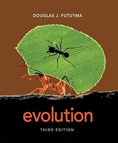Evolution par Douglas Futuyma