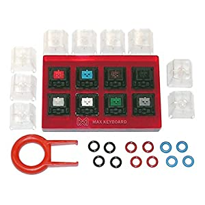 Cherry MX Switch Pro Sampler