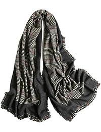 Amazon.it  sciarpa grigia - Sciarpe   Sciarpe e stole  Abbigliamento b45001137191