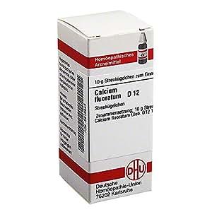DHU Calcium fluoratum D12 Globuli, 10 g