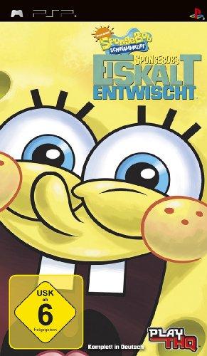 SpongeBob's Eiskalt Entwischt (Psp-spiele Nur)