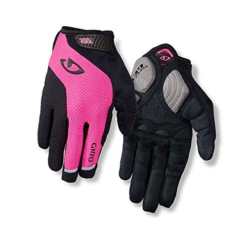 Giro Damen Strada MASSA LF Fahrradhandschuhe, Bright pink, S
