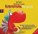 Der kleine Drache Kokosnuss - Hörspiele: Der kleine Drache Kokosnuss - Schulfest auf dem Feuerfelsen - Der kleine Drache Kokosnuss und die Wetterhexe  - (Hörbuch Sonderausgaben, Band 1)