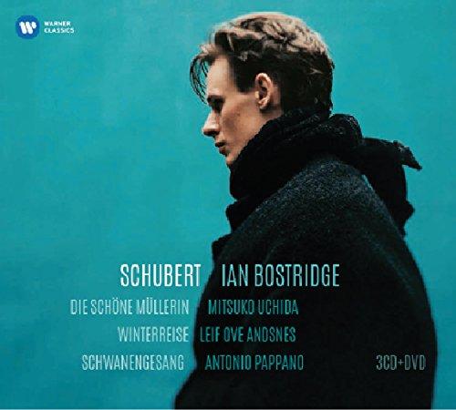 Schubert : Lieder - 3 CD + 1 DVD