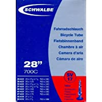 SCHWALBE - CÃ!MARA DE AIRE PARA BICICLETA (SV17, 28 , 28/​47-622 MM) (Sports & Outdoors)
