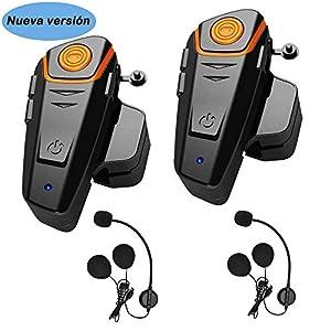 Auriculares Bluetooth para Motocicleta, 1000