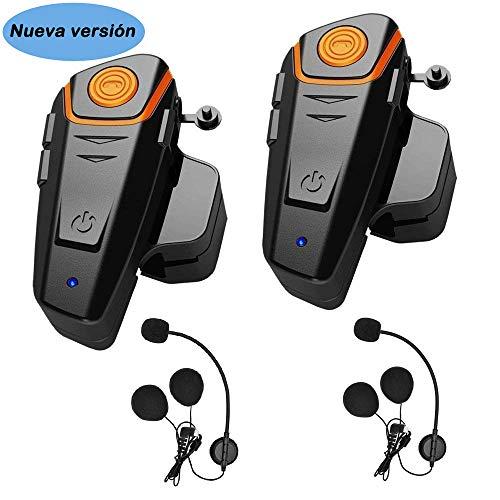 Auriculares Bluetooth para Motocicleta