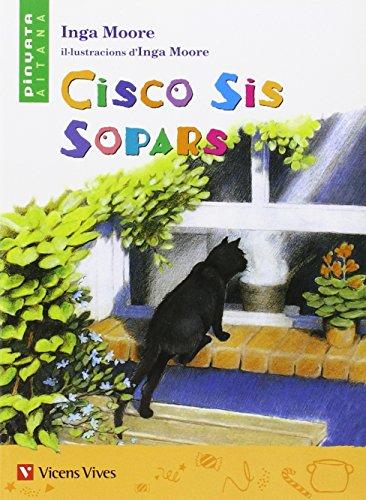 Cisco Sis Sopars. (Aitana). Material Auxiliar (Col.lecció Pinyata Aitana) - 9788431688257