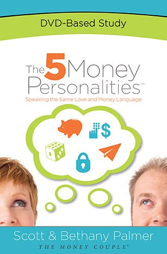 The 5 Money Personalities DVD