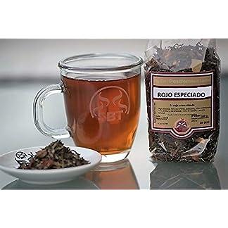 SABOREATE-Y-CAFE-THE-FLAVOUR-SHOP-Pu-Erh-Roter-Tee-Yunnan-China-Gewrzt-Lose-Bltter-Gewichtsverlust-Dit-abnehmen-100-Gramm