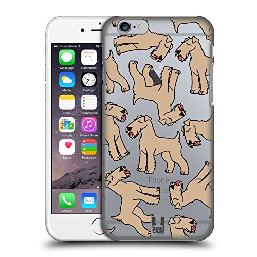 Head Case Designs Rhodesian Ridgebacks Modelle Hunde Rassen 8 Ruckseite Hülle für Apple iPhone 5 / 5s / SE Wheaten Terrier