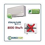 Klimagerät 8000BTU/h ohne Laufwerk esterna-condizionatore Monoblock fanair-fantini Cosmi
