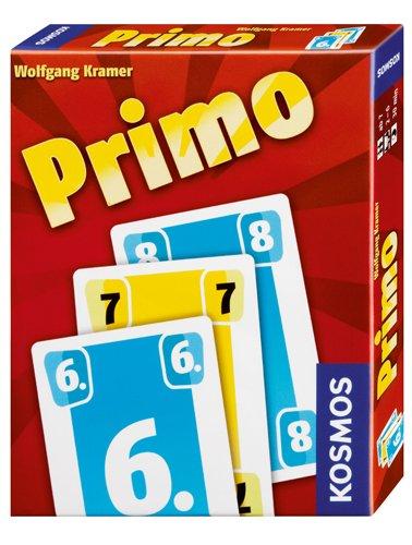 Kosmos 740412 - Kartenspiel Primo