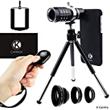 Best EEEKit Camera Monopods - Lens and Shutter Remote Kit for Apple iPhone Review