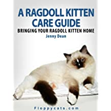 A Ragdoll Kitten Care Guide: Bringing Your Ragdoll Kitten Home (English Edition)
