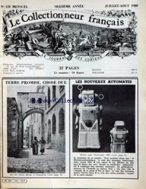 COLLECTIONNEUR FRANCAIS [No 170] du 01/0...