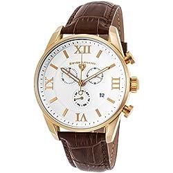 Reloj - Swiss Legend - Para Hombre - 22011-YG-02-BRN