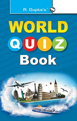World Quiz Book with Biographies of Great Personalities (INTELLIGENCE/REASONING TEST)