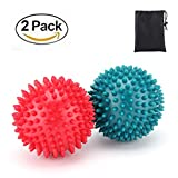 Casefashion 2 Stücke Massageball Massagebälle 8 CM * 2 mit