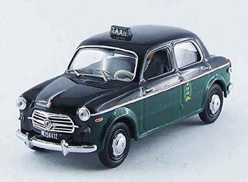 RIO RIO RIO RI4408P FIAT 1100 TAXI MILANO 1956 W/DRIVER 1:43 MODELLINO DIE CAST MODEL 73ff04
