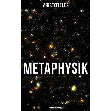 Metaphysik (Gesamtausgabe): Theoretische Philosophie