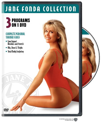 Jane Fonda Collection: Complete Personal Trainer Series - Low Impact Aerobics and Stretch; Abs, Buns & Thighs; Total Body Sculpting (2005)