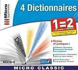 Produkt-Bild: 4 dictionnaires