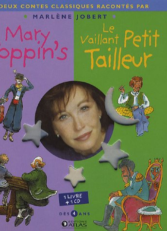 Mary Poppins ; Le vaillant Petit Tailleur (1CD audio)