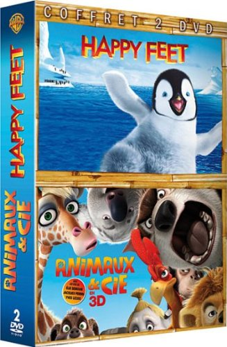 Happy feet ; animaux et compagnies [Edizione: Francia]