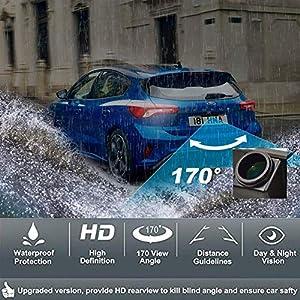 Rckfahrkamera-in-Kennzeichenleuchte-Einparkhilfe-Fahrzeug-spezifische-Kamera-integriert-in-Nummernschild-Licht-fr-Astra-FAstra-GCorsa-BOmega-A-BVectra-BZafira-19952005-Opel-Combo-C-Tour