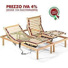 Rete letto motorizzata rete letto elettrica a - Rete letto elettrica prezzo ...