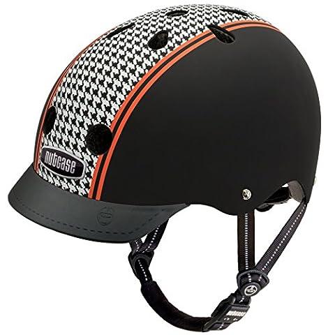 Nutcase Gen3 Bike und Skate Helm, Helluva Houndstooth (Matt), 60-64 cm, NTG3-2142M-L (Fahrradhelme Günstig)
