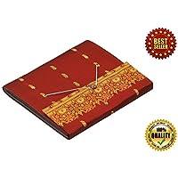 rivista - 33.5 cm - rosso - sari copertina - Viaggi / Laurea Idee regalo