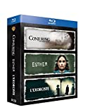 Conjuring : les dossiers Warren + L'exorciste + Esther [Blu-ray]