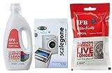 #8: IFB Essentials Fluff Fabric Detergent & IFB Essentials Descal Appliance Descaler & Scalegone