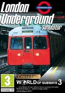 London underground simulator - world of subways 3 [import anglais]