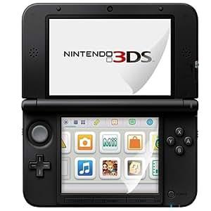 6x kwmobile film de protection pour écran Nintendo 3DS XL TRANSPARENT. Qualité supérieure