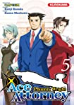 Ace Attorney - Phoenix Wright Edition simple Tome 5