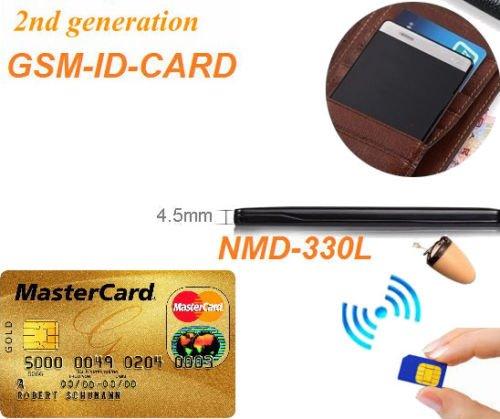 Este nuevo gsm-id - son los mejores la disimulable-diseñadas GSM-BOX en el mundo, con un gran volumen de larga distancia, 4,5 W amplificador, tamaño mini sólo 4,5 mm más - banco/tarjetero! The newly desarrollado GSM caja tiene un built-in GSM dual ba...