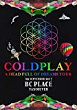 Generic Coldplay BC Place Vancouver - 29 September 2017 Foto Poster Canada CD 094 (A5-A4-A3) - A4