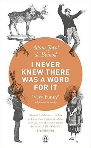 I Never Knew There Was a Word For It por Adam Jacot de Boinod
