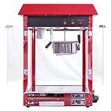 KuKoo Systemgastronomie Gastro Popcornmaschine Popcorn Maker Popcornautomat Popcorn Automat Partyservice Retro