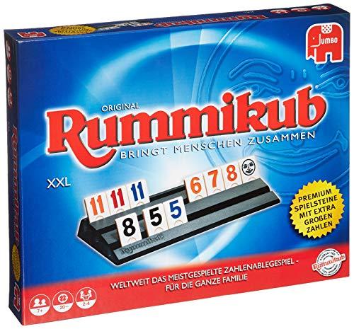 Rummikub Original XXL Niños Adultos Juego táctica