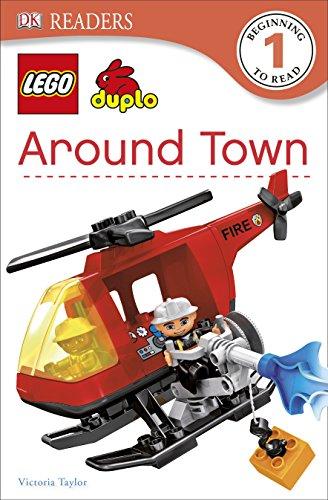 LEGO® DUPLO Around Town (DK Readers Level 1)