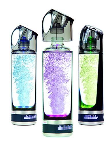 BUYGIFTS Generador de Agua hidrogenada | Hidrogenador de Agua | Botella portatil de Agua hidrogenada | Purificador de Agua con hidrogeno | Generador Botella de Agua hidrogenada