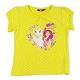Mia and Me T-Shirt Herzchen gelb [98/104]